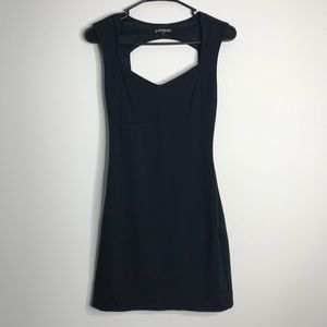 Express Black Dress Size 0